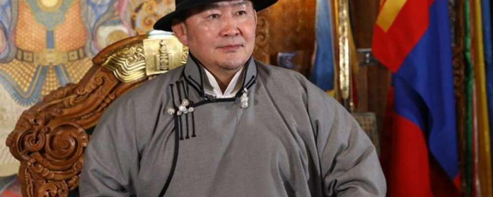 Х.Баттулга: Мөнх тэнгэр Монгол төрийг өнөд ивээж, Монгол түмнийг ашид тэтгэх болтугай!