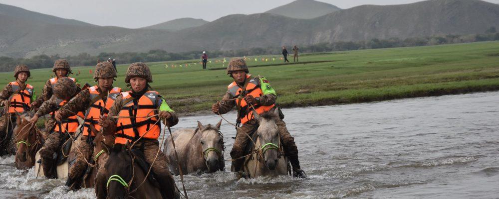 """""""Аравт"""" Олон улсын морин цэргийн уралдаанд Монгол Улсын баг түрүүллээ"""