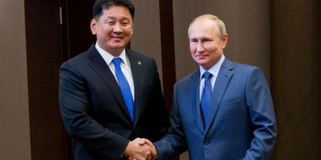 ОХУ: Хий дамжуулах хоолойг Монгол Улсын нутаг дэвсгэрээр дайруулахаар тохиролцов