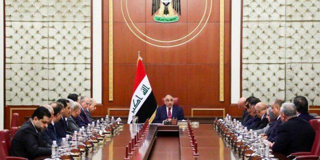 Иракийн ерөнхий сайд Абдул Махди амлалтаа биелүүлээгүй учир огцорлоо
