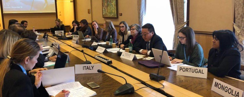 Цаазаар авах ялыг халах талаар, дэвшилтэт туршлага солилцох  Төв Азийн орнуудын уулзалт болов