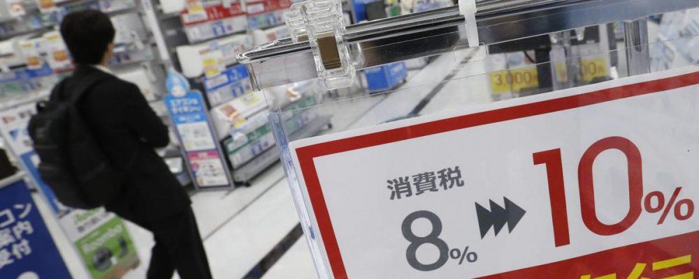 Өнөөдрөөс Япон улсад өргөн хэрэглээний татвар хоёр хувиар  нэмэгдлээ