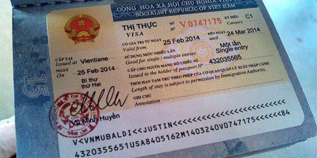Вьетнам улс гадаадын иргэдэд виз олгохгүй гэв