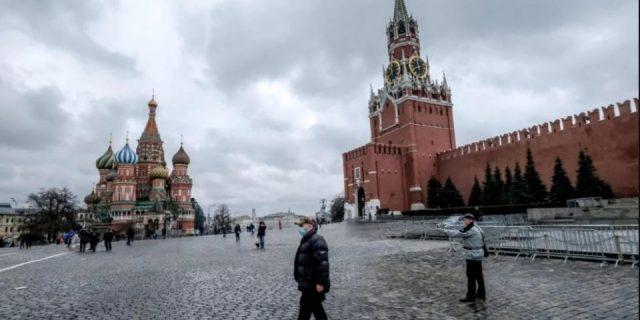 Москва хотод хорио цээрийн дэглэм тогтоолоо