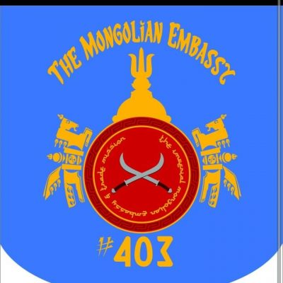 The Imperial Mongolian Embassy and Trade Mission
