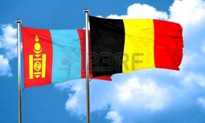 Белги дахь элчин сайдын яам